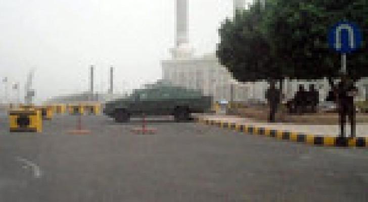 صنعاء.. انفجار عبوة ناسفة أمام القصر الجمهوري