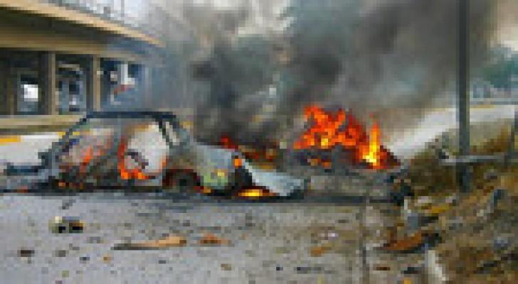 23 قتيلاً بتفجيرين انتحاريين في بغداد