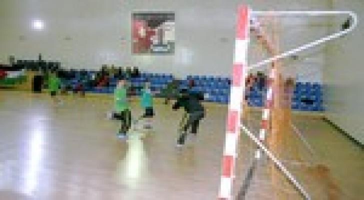 انطلاق بطولة الشهيد معاذ الكساسبة لكرة القدم في مبنى انشطة أمانة عمان