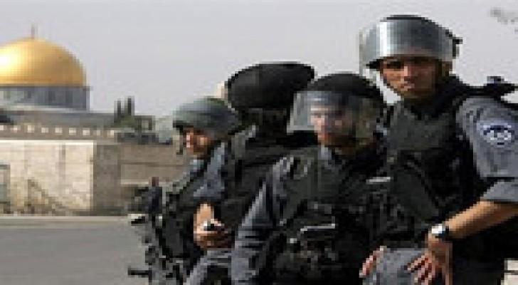 شرطة الاحتلال تمنع نائب رئيس الكنيست من دخول الأقصى