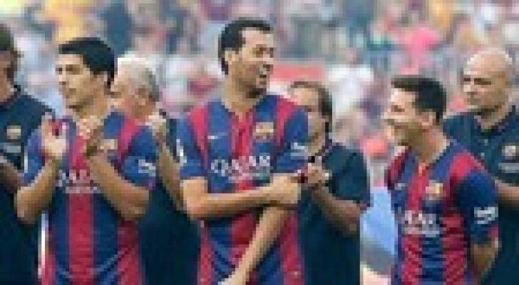 برشلونة يكتسح بيلباو بخماسية ويطارد الريال على القمة الإسبانية