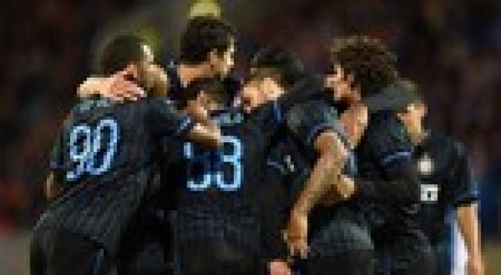 انتر ميلان يمطر مرمى باليرمو بثلاثية في الدوري الإيطالي