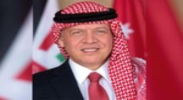 الملك يلتقي المبعوث الخاص للتحالف الدولي ضد داعش الجنرال المتقاعد جون ألين