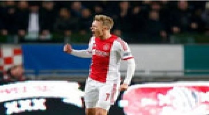 أياكس يخطف 3 نقاط ثمينه في الدوري الهولندي