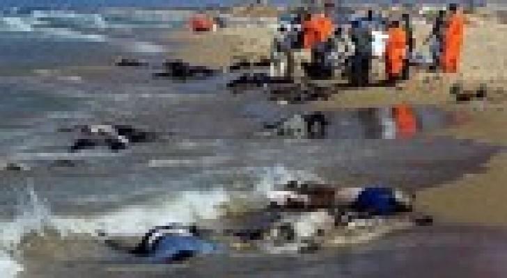 """مصرع ٢٩ مهاجرا في البحر المتوسط  بسبب """"البرد"""""""
