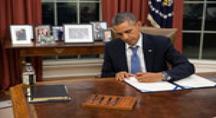 اوباما يسعى لتفويض جديد لمحاربة عصابة داعش