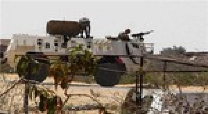 مقتل مهربين إسرائيليين بنيران الجيش المصري
