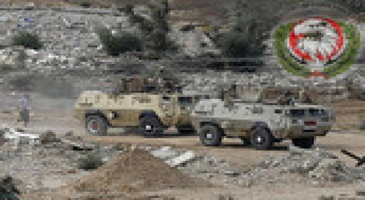 الجيش المصري: مقتل 17 إرهابيا وإصابة 6 في قصف جوي بشمال سيناء
