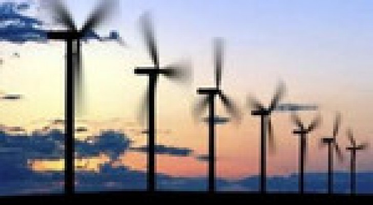 مشروع لتوليد الكهرباء من طاقة الرياح في الطفيلة