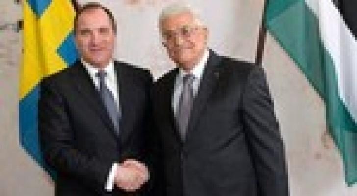 السويد تفتح سفارة فلسطينية وتقدم مساعدات للسلطة