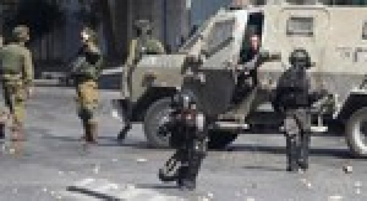 مواجهات بين فلسطينيين وشرطة الاحتلال بالقدس