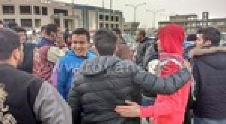 """الأمن العام :300 مخالفة عقب اعلان نتائج """"التوجيهي"""" .. صور"""