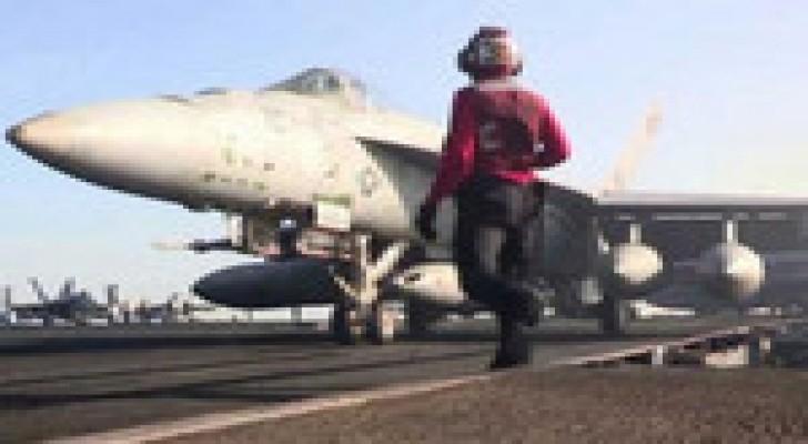 الجيش الأميركي: طائرات قوات التحالف شنت 4 غارات في سوريا و 6 في العراق على داعش