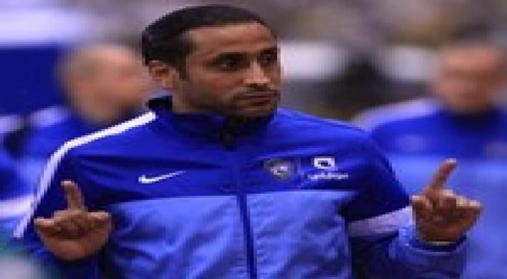 سامي الجابر مدربا لفريق الوحدة الإماراتي