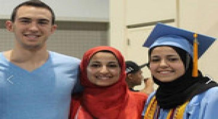 الشرطة الأمريكية: مقتل الفلسطينيين الثلاثة  لخلاف على مكان لتوقيف السيارات