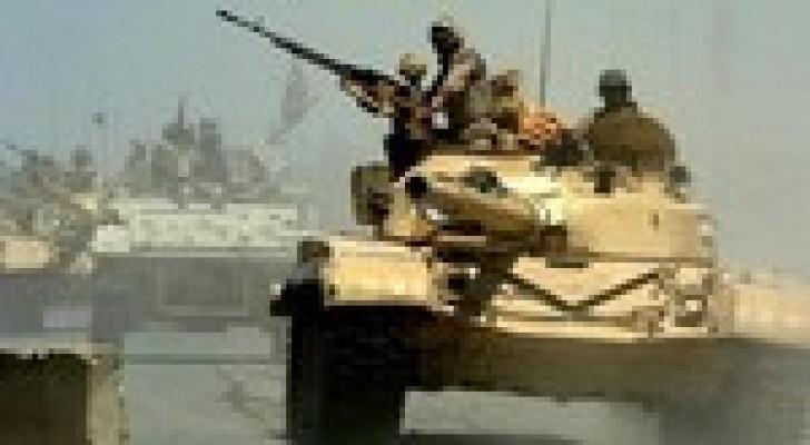 قطع طرق إمدادات مهمة لداعش بشمال العراق