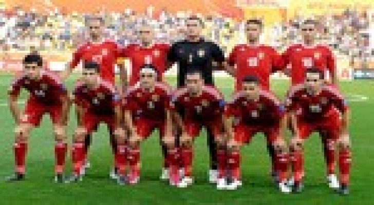 منتخبنا الوطني لكرة القدم في المركز 97 عالميا