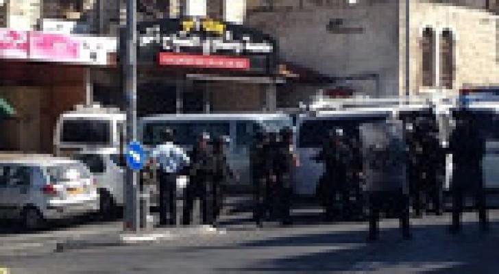خطة لزيادة أعداد الشرطة الإسرائيلية ونصب أجهزة مراقبة في القدس