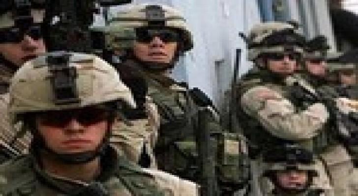 اصابة 22 جنديا أمريكيا اثناء تدريب في قاعدة بكاليفورنيا