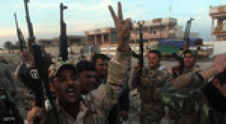 القوات العراقية تعلن استعادة ناحية البغدادي