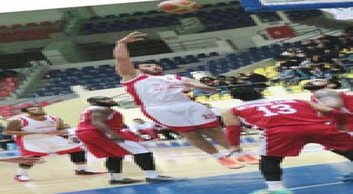 الارثوذكسي يوجه البوصلة نحو اللقب بعد تغلبه على الإتحاد بدوري السلة
