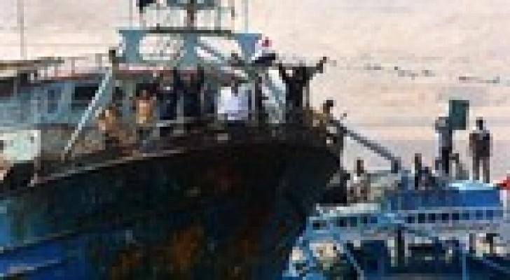 خطف 21 صيادا مصريا في ليبيا