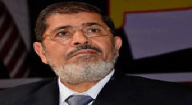 بدء محاكمة الرئيس المصري السابق محمد مرسي بتهمة إفشاء وثائق