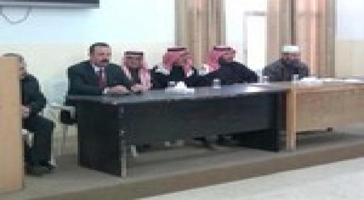 افتتاح جمعيه ساجد الثقافية الاسلامية في البلقاء
