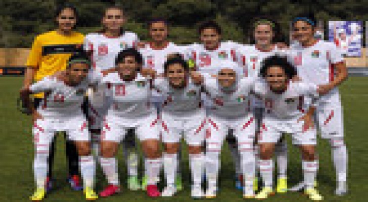 المنتخب النسوي لكرة القدم يواجه فريق ابو ظبي وديا في عمان