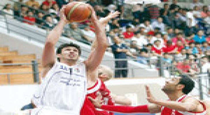 لقاء يجمع الأرثوذكسي والاتحاد في الدوري الممتاز لكرة السلة