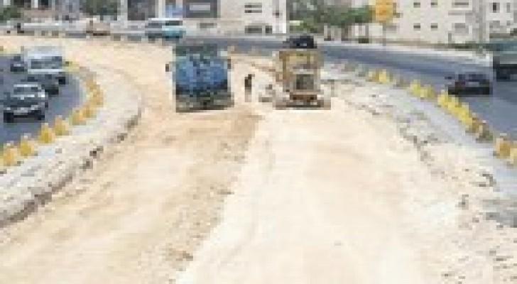 عطاء باص التردد السريع عمان- الزرقاء أواخر أيار