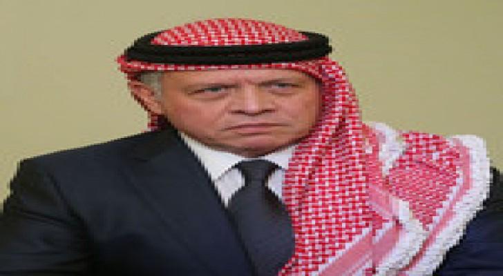 الملك يدين بشدة جريمة عصابة داعش الإرهابية النكراء بحق الأشقاء المصريين