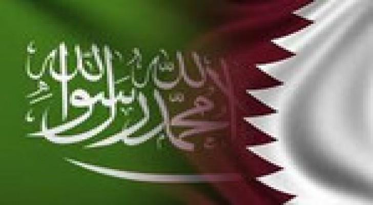 عاهل السعودية وأمير قطر يبحثان بالرياض المستجدات الخليجية والعربية والدولية