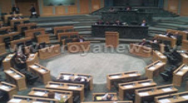 رؤساء الكتل النيابية يلتقون برئيس وأعضاء لجنة الشؤون الخارجية في برلمان الاتحاد الأوروبي