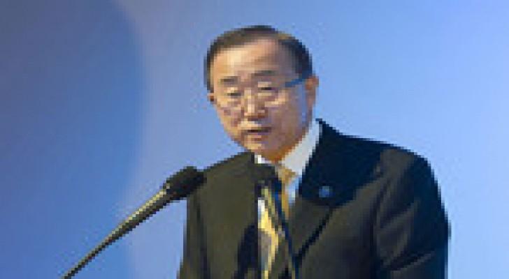 كي مون يدعو جميع الأطراف في ميانمار الى تجنب المزيد من أعمال العنف