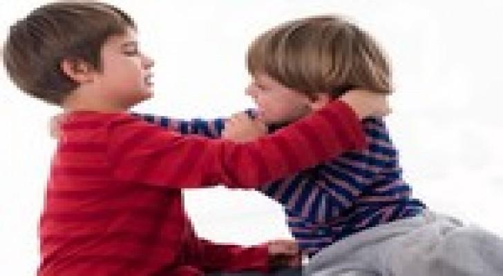 سلوكيات الأطفال العنيفة تسبب مشاكل نفسية عند البلوغ