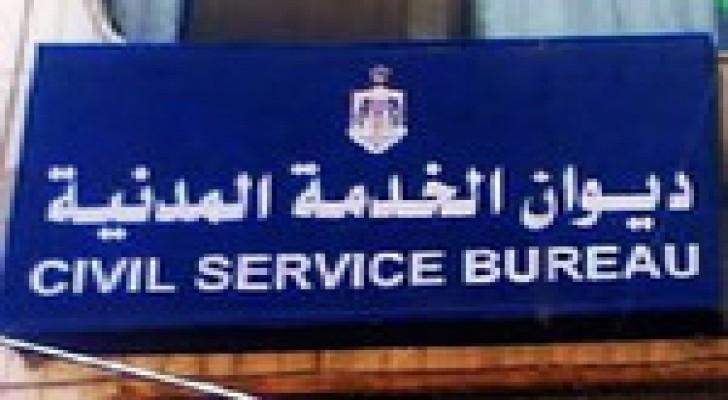 الخدمة المدنية يعقد امتحانا تنافسيا لملىء شواغر بأجهزة الحكومة