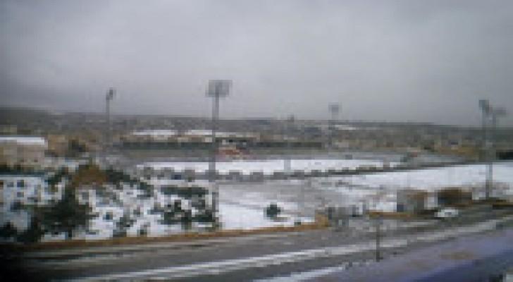 اتحاد الكرة يؤجل مباريات دوري المحترفين بسبب العاصفة جنى