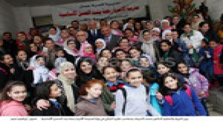 الذنيبات يلتقي وزير التعليم  التركي