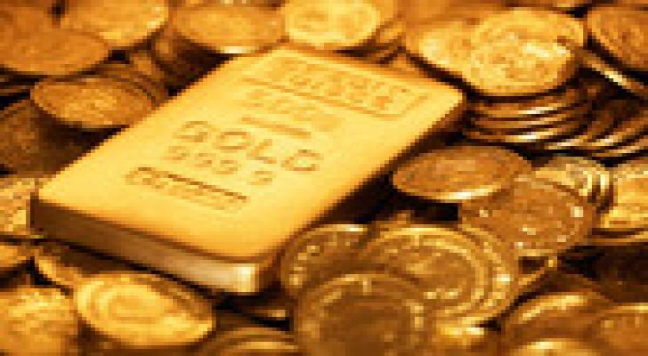 الذهب قرب أقل سعر في 6 أسابيع