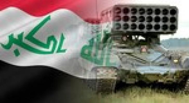 روسيا تسلم العراق منظومة صواريخ بانتسير اس -1