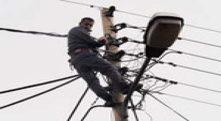 كهرباء وادي الأردن تتعامل مع 32 عطلا
