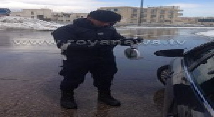 عمان: حركة السير تعود لطبيعتها.. صور