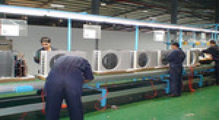24 مليون دينار صادرات شرق عمان الصناعية الشهر الماضي