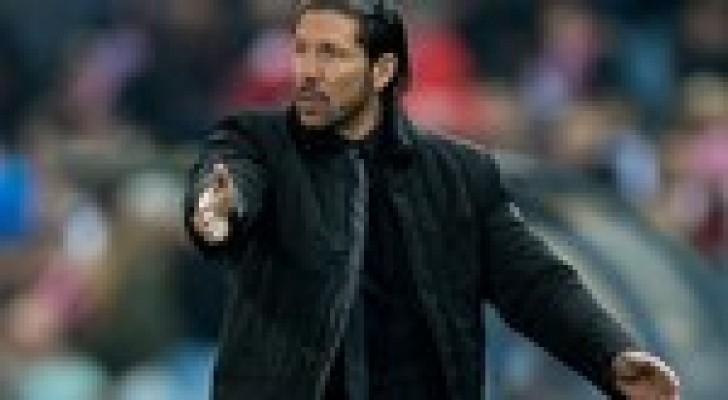 اتلتيكو مدريد يسعى لتمديد عقد مدربه سيميوني