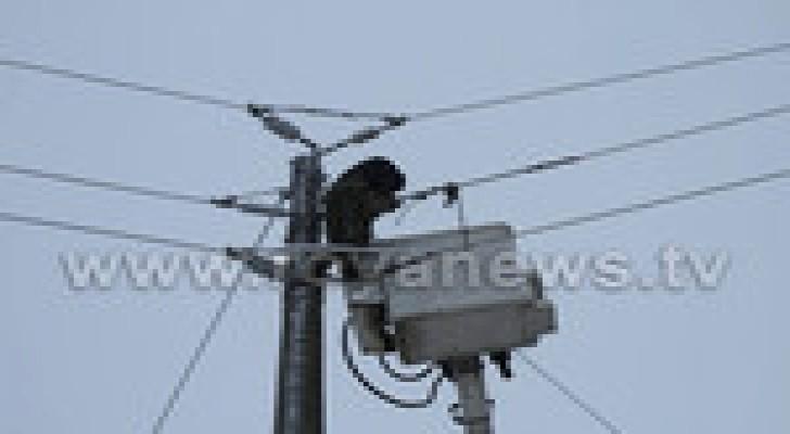 الحياري: شبكة كهرباء محافظة الطفيلة الأكثر تضررا من المنخفض الجوي