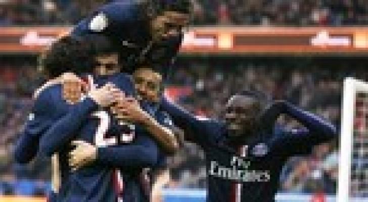 الدوري الفرنسي: باريس سان جيرمان يتجاوز تولوز بثلاثية