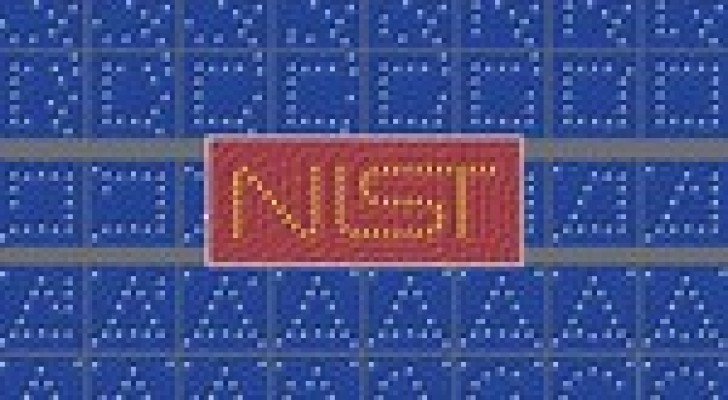 أصغر لوحة في العالم ترسم من الذرات