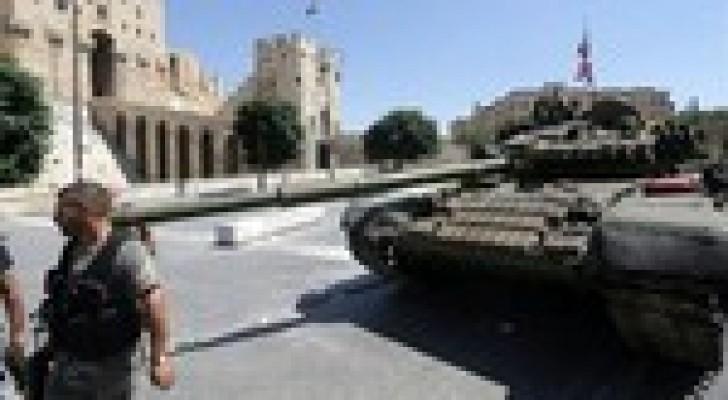 عملية عسكرية للجيش التركي داخل سوريا
