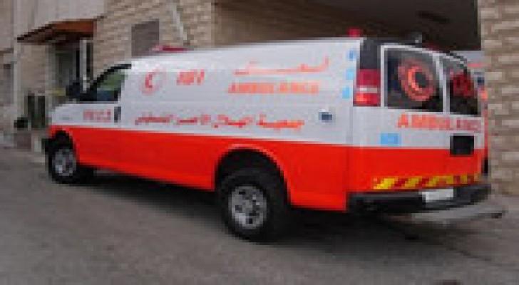 وفاة طفل وإصابة آخرين في حريق منزل في رام الله